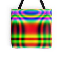Psychedelic Pattern 04 Tote Bag