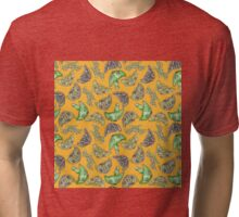 """Oro?"" Series Cactus Mustard Tri-blend T-Shirt"