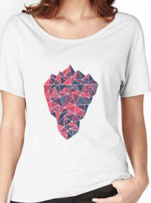 Geometric Iceberg Women's Relaxed Fit T-Shirt