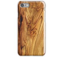 Wood Stock  iPhone Case/Skin