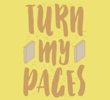 TURN MY PAGES Baby Tee