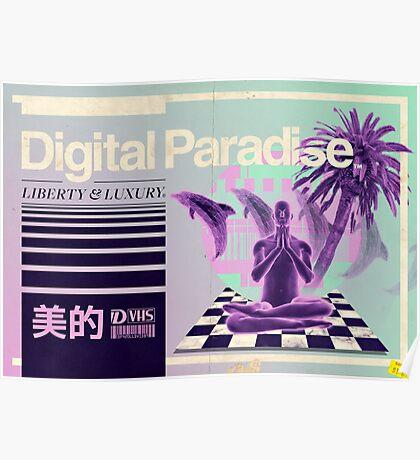 Digital Paradise Poster