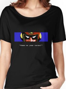 Show Me Your Moves! Women's Relaxed Fit T-Shirt