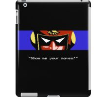 Show Me Your Moves! iPad Case/Skin