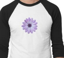 Bloom - Single Flower Men's Baseball ¾ T-Shirt