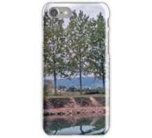 Six And a Half Trees iPhone Case/Skin