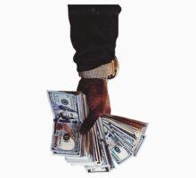 Chief Keef Holding Money Kids Tee