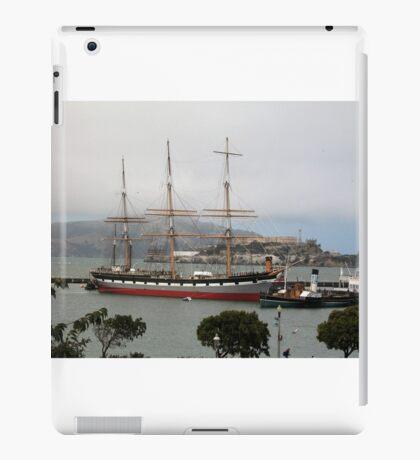 Hoist the Sails Matey!  iPad Case/Skin