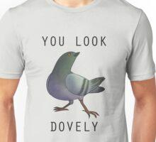 Lovely Pigeon Unisex T-Shirt