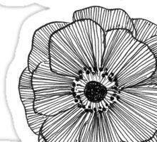 Grow Flower Sticker