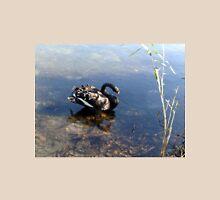 Black Swan on the Lake Unisex T-Shirt