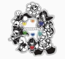Undertale! One Piece - Short Sleeve