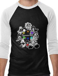 Undertale! Men's Baseball ¾ T-Shirt