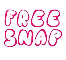 FREE SNAP - Teachers Photographic Print