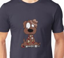 Dog Doctor Who Unisex T-Shirt