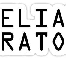 Unreliable Narrator Sticker