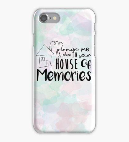 House of Memories iPhone Case/Skin