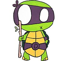 Kid Donatello Photographic Print