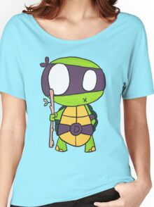Kid Donatello Women's Relaxed Fit T-Shirt