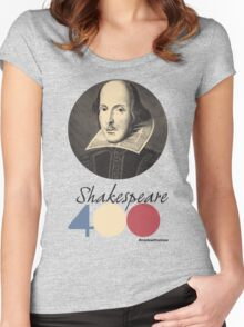 Shakespeare 400 Women's Fitted Scoop T-Shirt