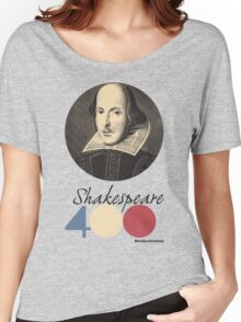 Shakespeare 400 Women's Relaxed Fit T-Shirt