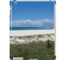 Coolangatta, Gold Coast, Qld.  Australia  iPad Case/Skin