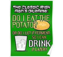 Irish Man's Dilemma (ARHCER) Poster