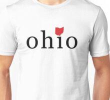 Ohio wording Unisex T-Shirt