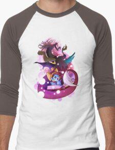 Idol (A Different Dispective Design)  Men's Baseball ¾ T-Shirt