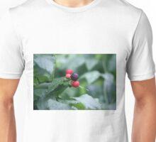 Wild raspberries Unisex T-Shirt