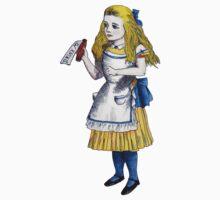 Alice 'Drink Me' Kids Tee