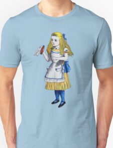 Alice 'Drink Me' Unisex T-Shirt