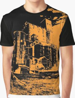 Old Mill Graphic T-Shirt