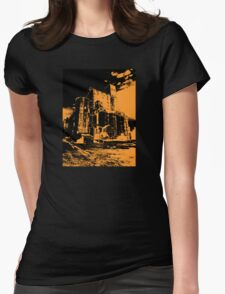Old Mill Womens Fitted T-Shirt