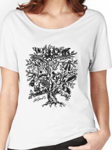 Art Tree Women's Relaxed Fit T-Shirt