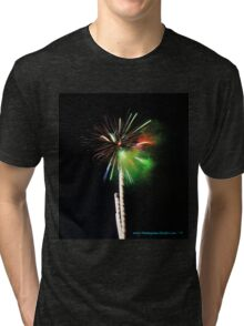 Happy Birthday America 2009 Tri-blend T-Shirt