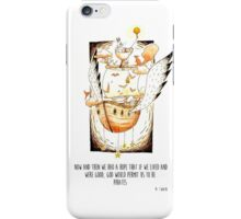 I'll Be a Pirate iPhone Case/Skin