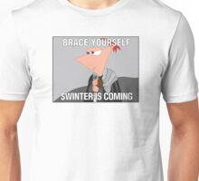 swinter is coming Unisex T-Shirt