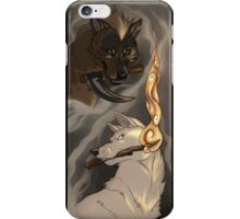 Ginga: Akame and Kurojaki iPhone Case/Skin