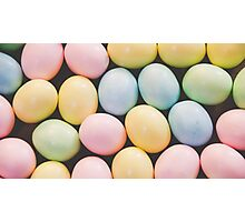 Easter Eggs 4 Photographic Print