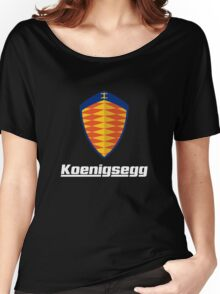 koenigsegg retro Women's Relaxed Fit T-Shirt