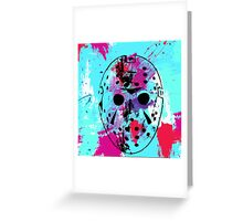 Friday the 13th PoP Greeting Card