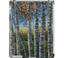 Rocky Mountain High (Palette Knife) by Lena Owens/OLena Art iPad Case/Skin