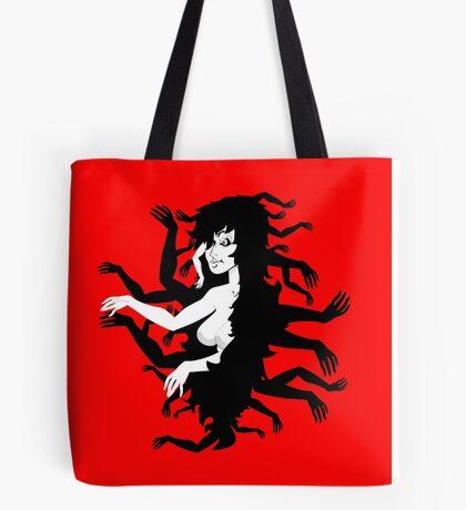 Fantasma Cabellera Tote Bag