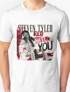 Steven Tyler - Red White You Unisex T-Shirt