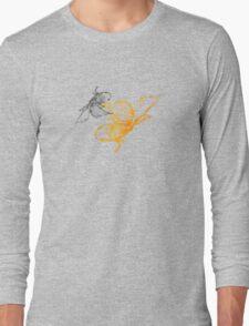 Tranquil Goldfish Long Sleeve T-Shirt