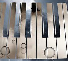 Overcast Symphony In A Minor  by Stephanie Rachel Seely