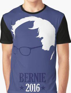 Bernie Sanders 2016 Blue Graphic T-Shirt