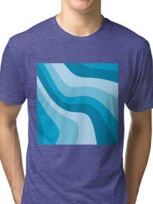 Seaside Mornings Tri-blend T-Shirt