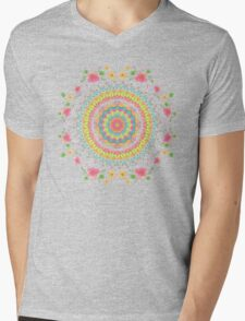 Spring Awakens Mens V-Neck T-Shirt